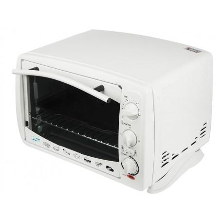 توستر 18 ليتری مدل to 18crk - آون توستر سفید 18 ليتری مدل TO-18CRK