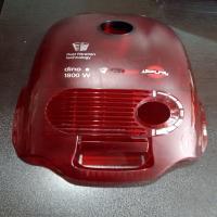 کاور بالایی چاپ شده (قرمز) جاروبرقی پارس خزر مدل VC-808W (وات 1800)