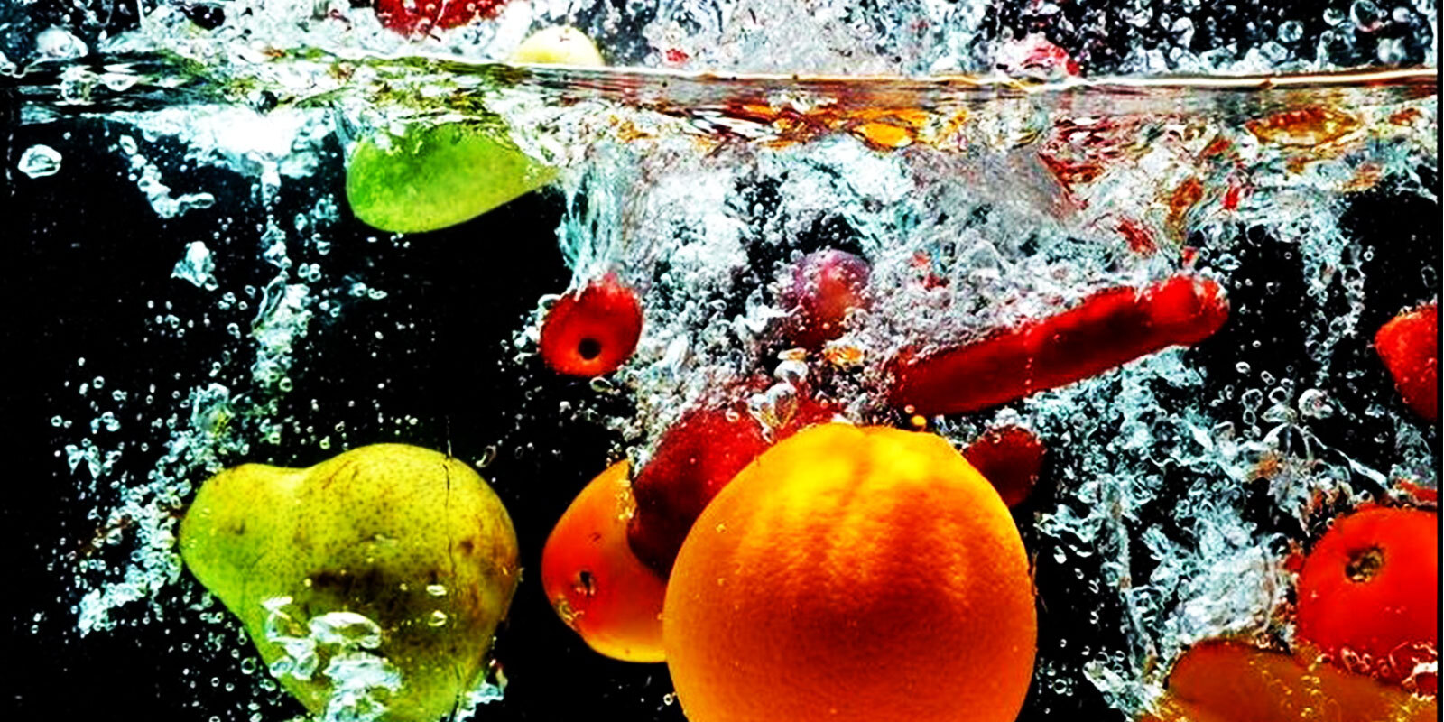 میوه در ظرفشویی - طریقه شستن میوه در ماشین ظرفشویی