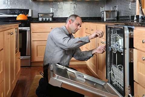 925245 824 - نصب ماشین ظرفشویی