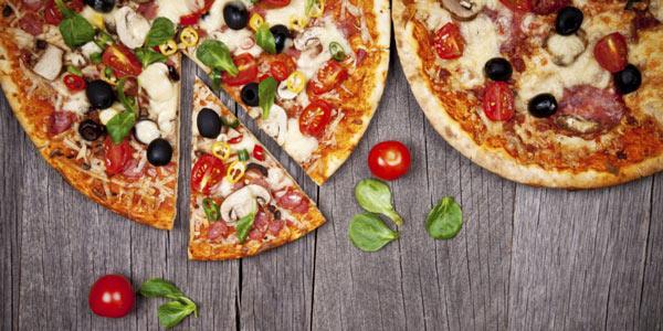 kl3yu3 - نحوه پخت پیتزا در ماکروفر